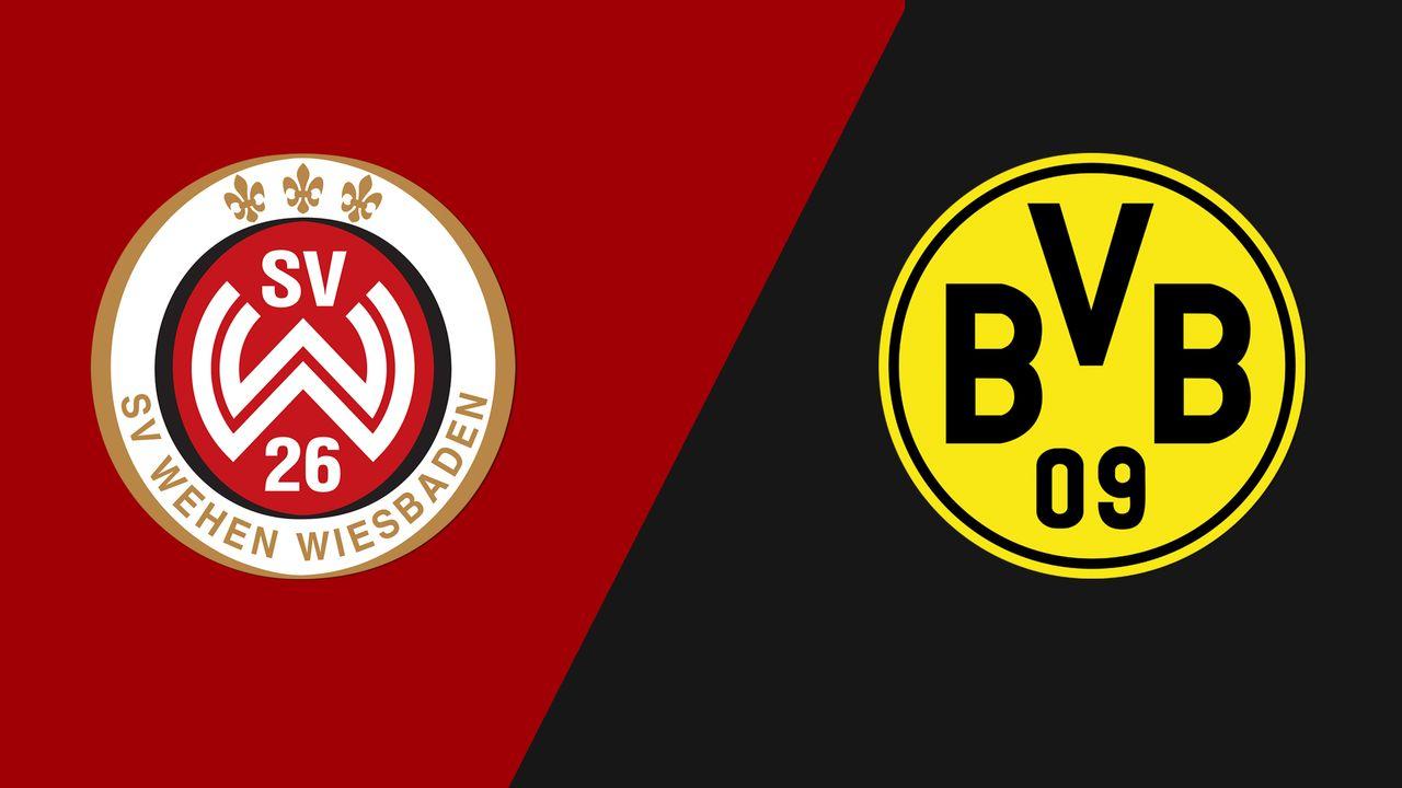 Wehen Wiesbaden vs Dortmund Full Match & Highlights 07 August 2021