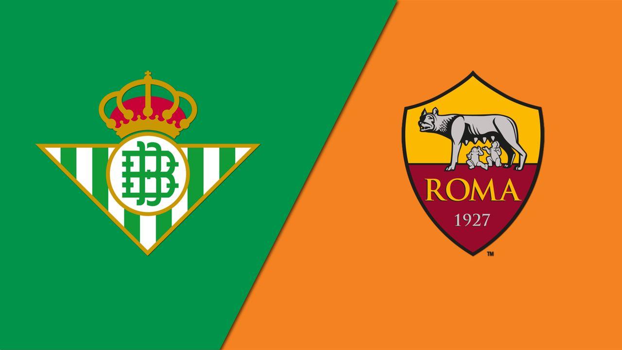 Betis vs AS Roma Highlights 07 August 2021
