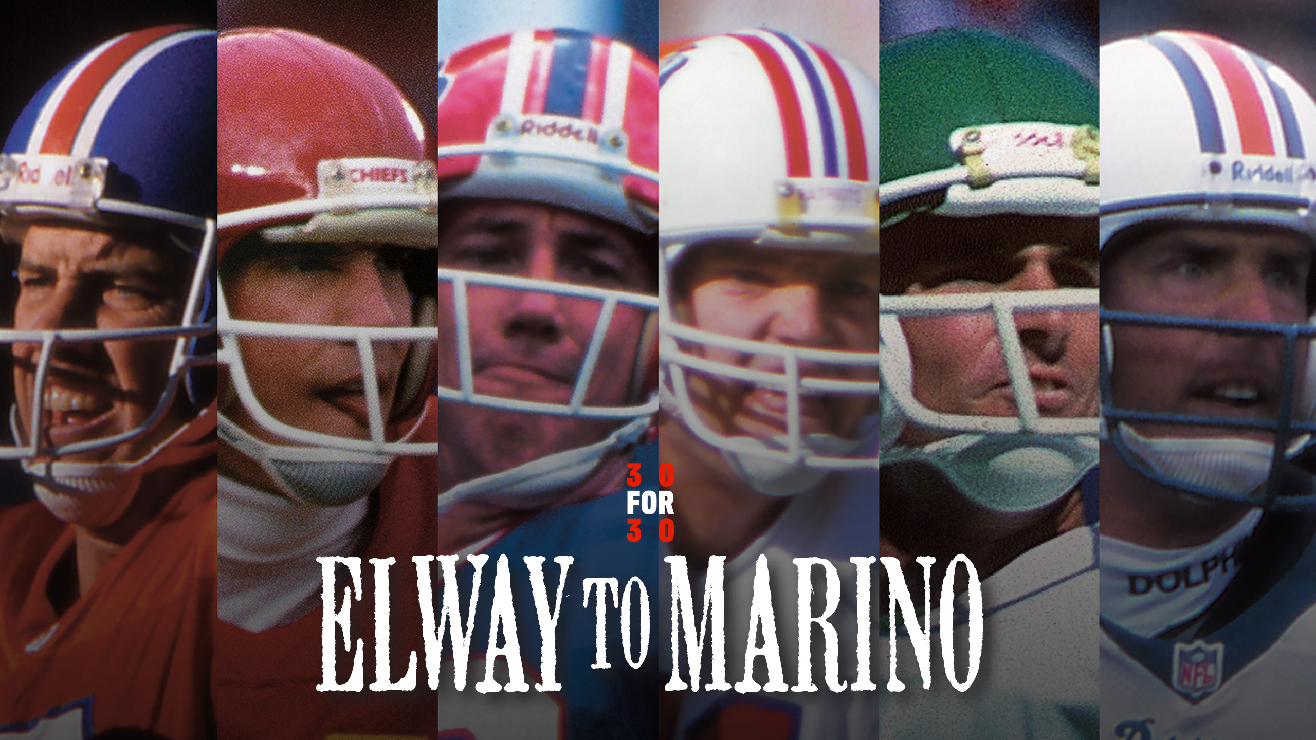 30 For 30: Elway To Marino