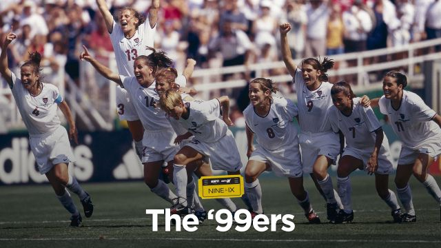 Nine For IX: The '99ers
