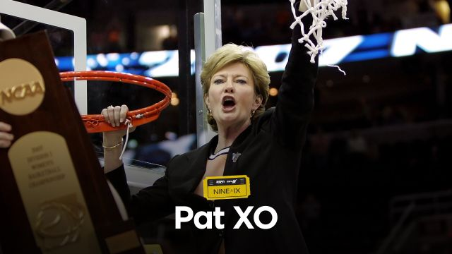 Nine For IX: Pat XO