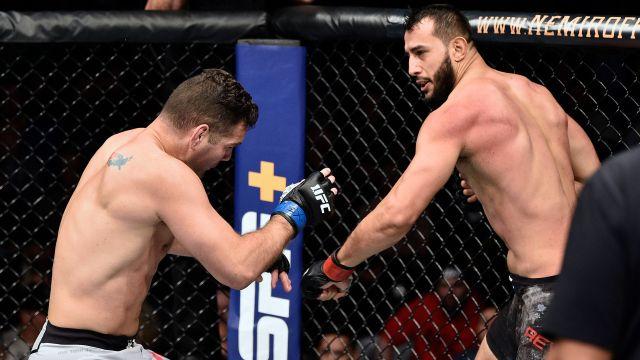 Fri, 10/18 - UFC Fight Night presented by Modelo: Reyes vs. Weidman (Main Card)