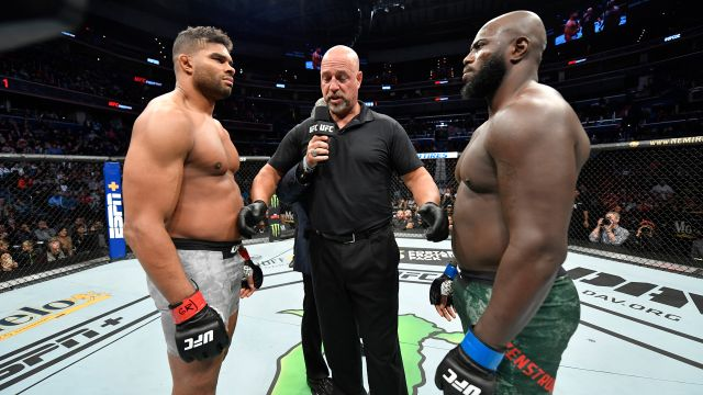 Sat, 12/7 - UFC Fight Night presented by Modelo: Overeem vs. Rozenstruik (Main Card)