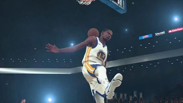 Welcome to NBA 2K
