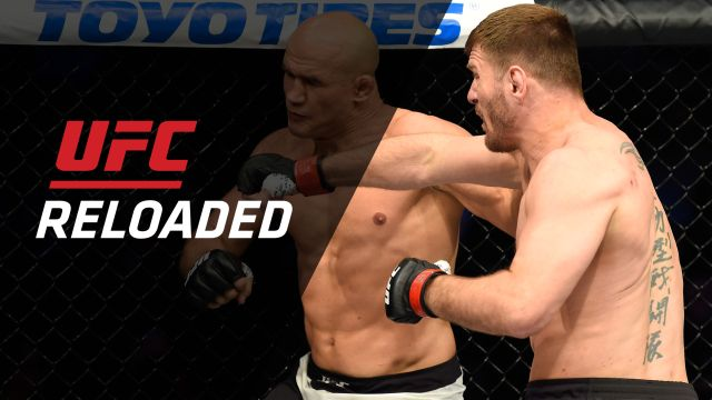 UFC Reloaded: 211: Miocic vs. Dos Santos 2