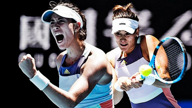 (30) Pavlyuchenkova vs. Muguruza (Women's Quarterfinals)