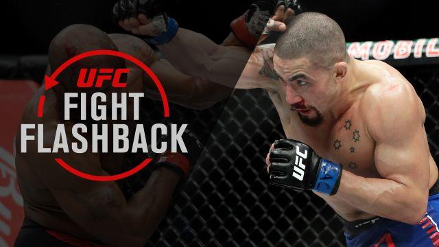 UFC Fight Flashback: Romero vs. Whittaker