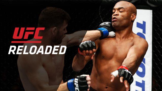 UFC Reloaded: Fight Night: Silva vs. Bisping