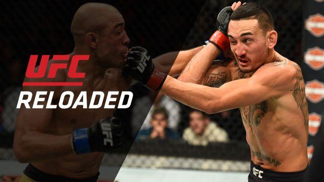UFC Reloaded: 218: Holloway vs. Aldo 2