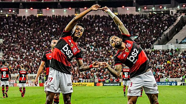 Flamengo vs. Barcelona SC (excepto CHI)