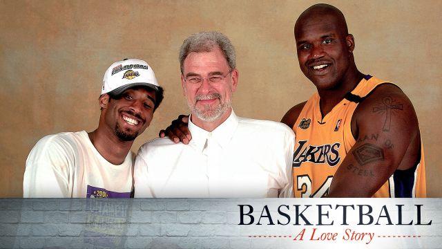 Kobe, Shaq and Phil