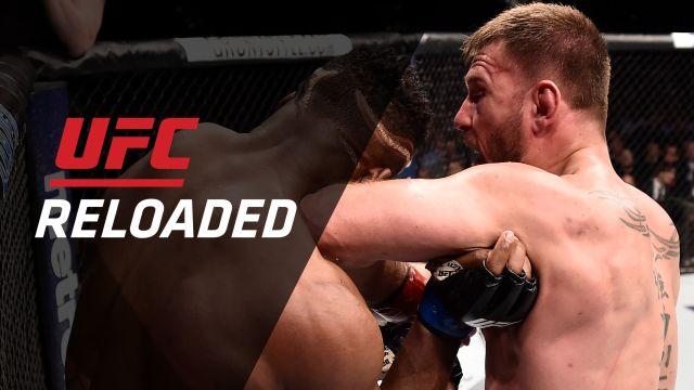 UFC Reloaded: 220: Miocic vs. Ngannou