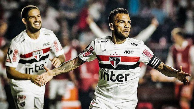 Sao Paulo vs. Deportivo Quito (excepto CHI)
