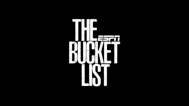 The Bucket List (Ep. 1)