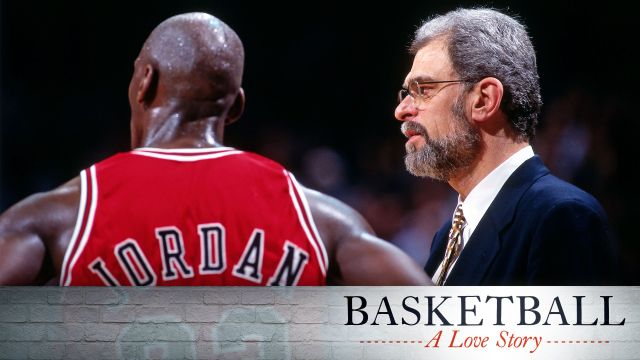 Phil Jackson and MJ