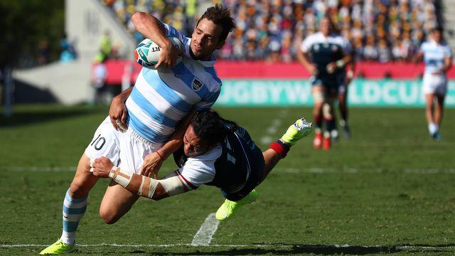 Argentina vs. Estados Unidos