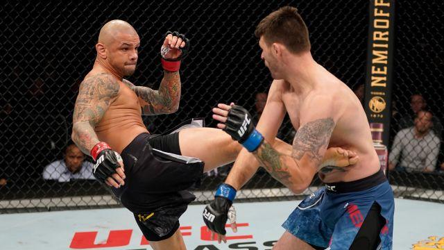 Sat, 12/7 - In Spanish - UFC Fight Night: Overeem vs. Rozenstruik (Prelims)