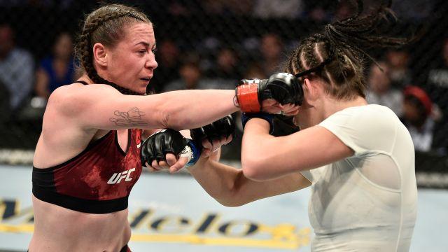 Fri, 10/18 - In Spanish - UFC Fight Night: Reyes vs. Weidman (Prelims)
