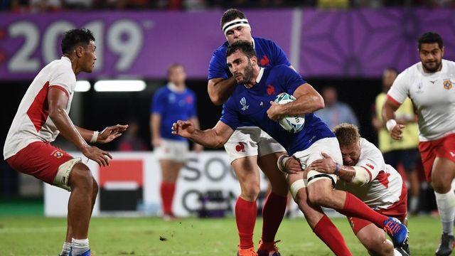 França vs. Tonga
