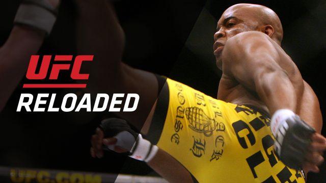 UFC Reloaded: 67: Silva vs. Lutter