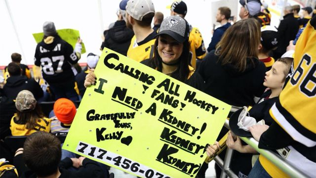 Kelly's Sign