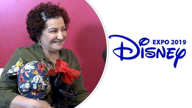 Olhar espnW na Expo Disney - Celeste Chad conta como ajuda mulheres que estão em situação de encarceramento