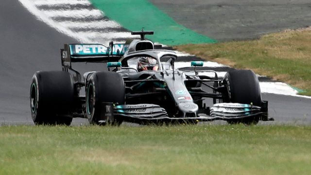Formula 1 Rolex British Grand Prix: Coverage presented by Mothers Polish