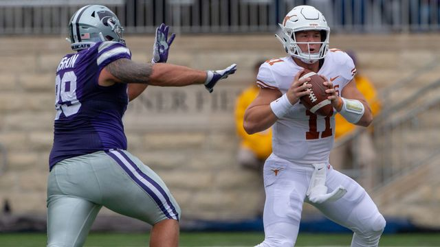 Texas vs. Kansas State (Football)