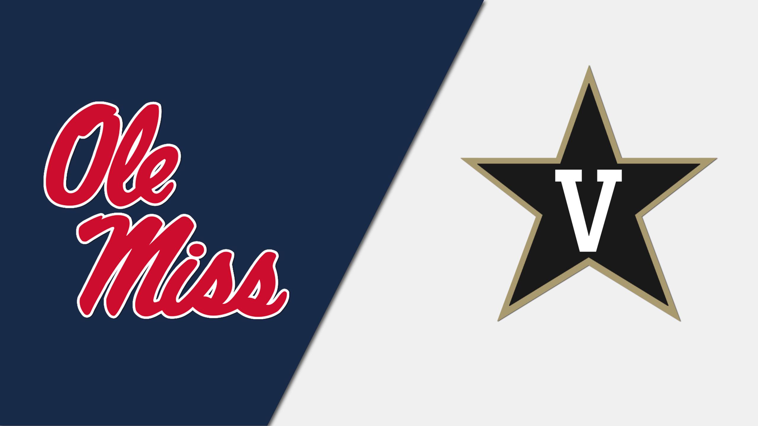 Ole Miss vs. Vanderbilt (Championship)