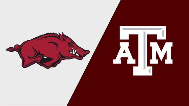 Arkansas vs. Texas A&M
