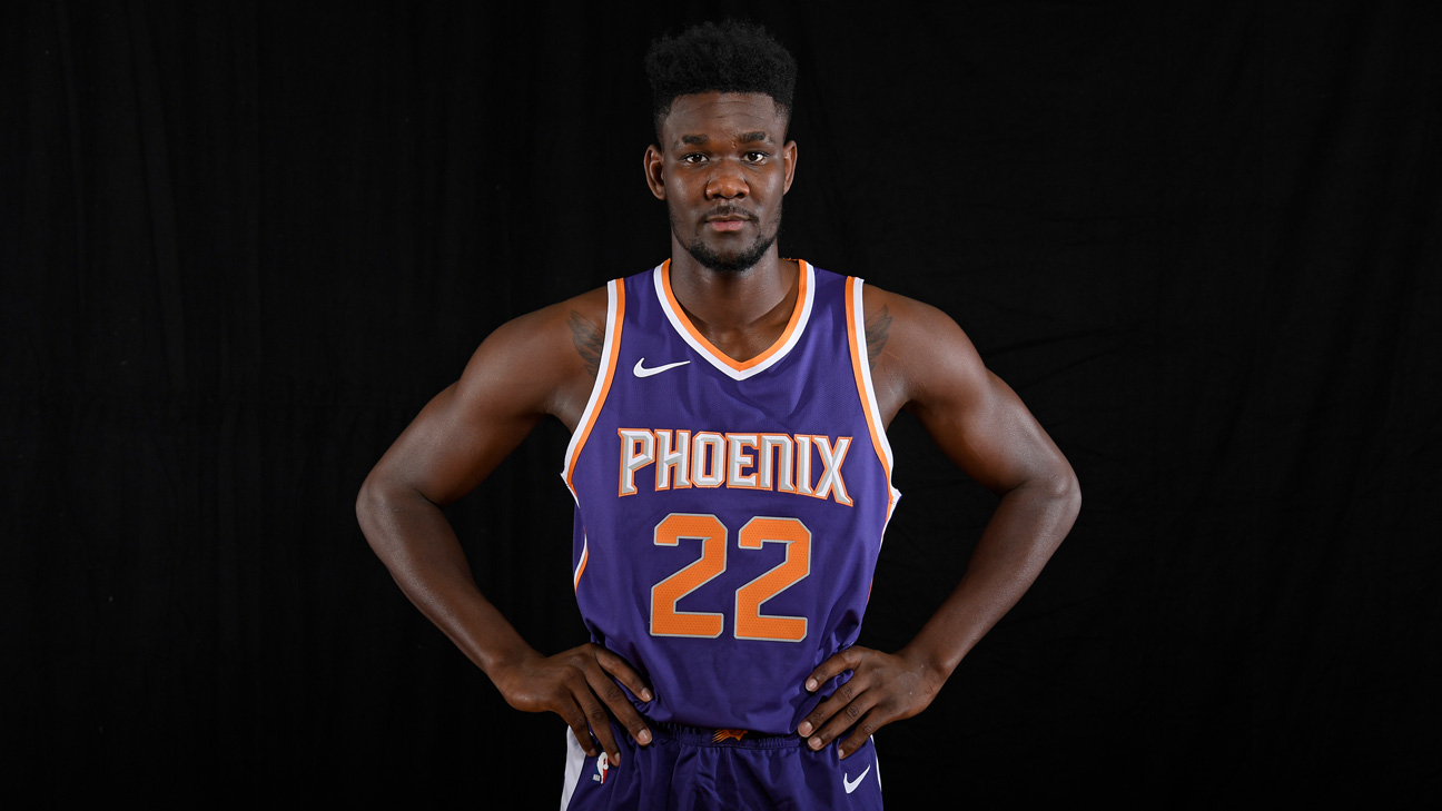 Phoenix Suns Media Day Press Conferences