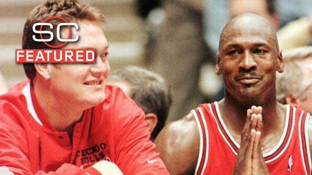 Luc Longley: Playing with Michael Jordan