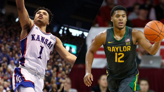 Sat, 2/22 - #3 Kansas vs. #1 Baylor (M Basketball)