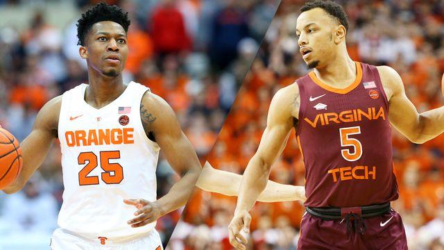Syracuse vs. #10 Virginia Tech