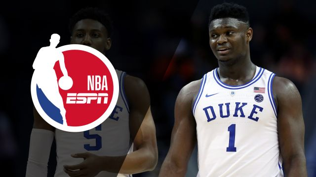 NBA Draft Preview Show Presented by Kia