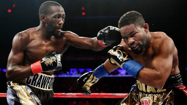 Terence Crawford vs. Felix Diaz