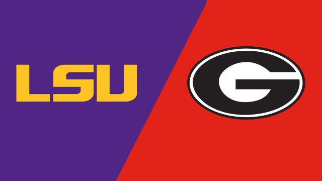 LSU vs. Georgia (W Basketball)