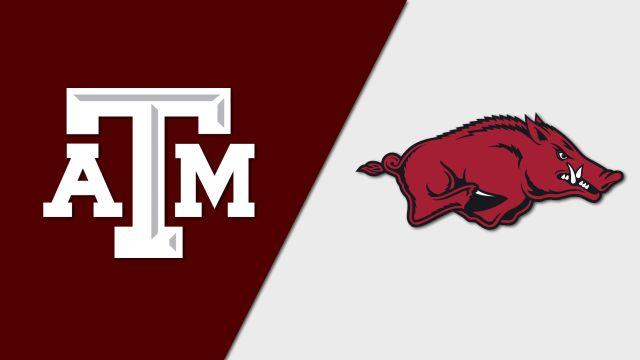 Texas A&M vs. Arkansas