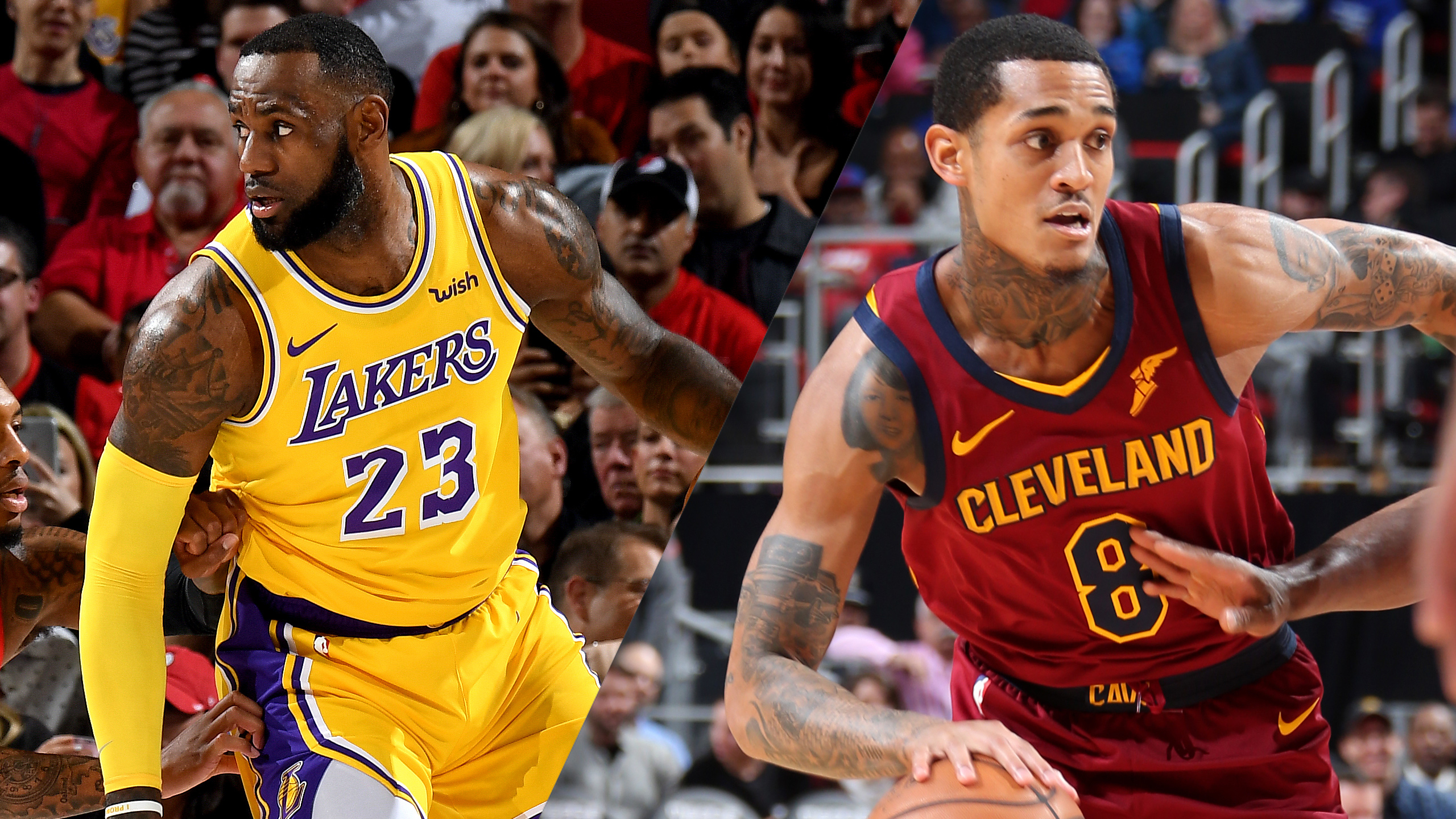 Los Angeles Lakers vs. Cleveland Cavaliers