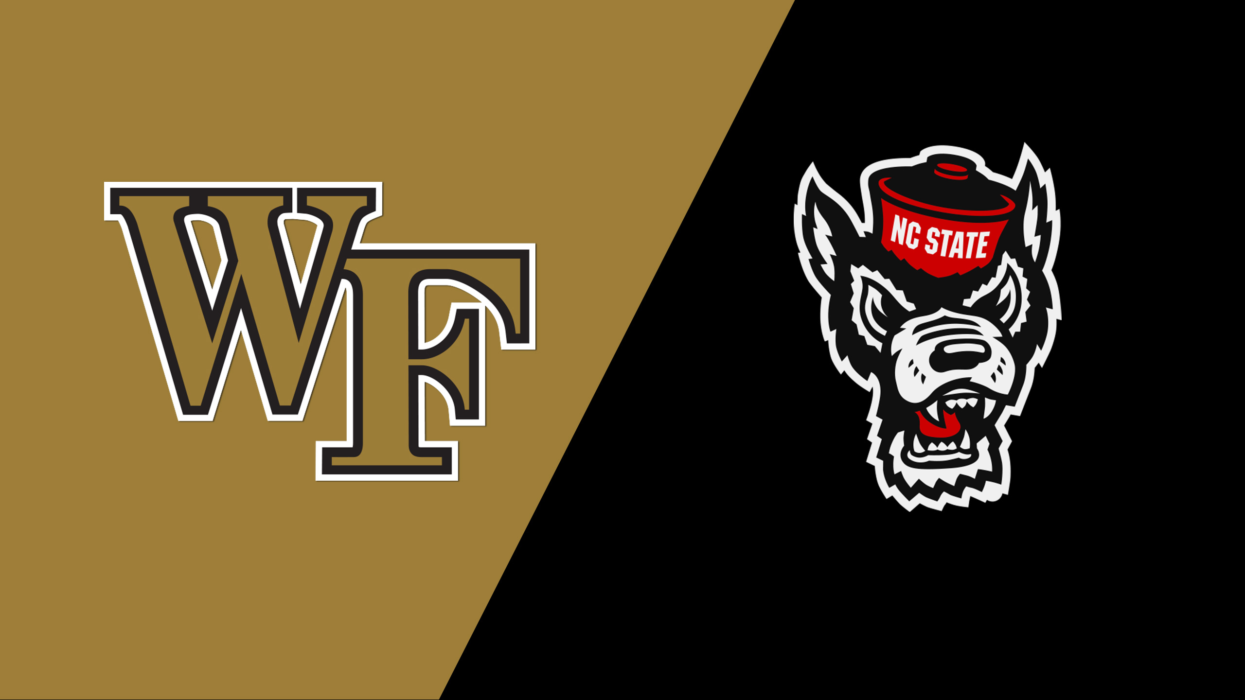 Wake Forest vs. NC State (M Basketball) (re-air)