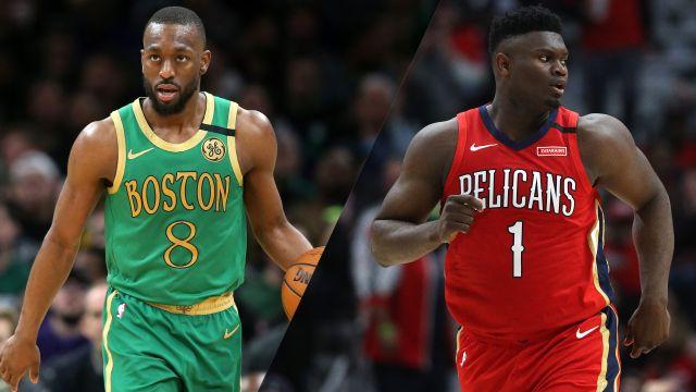 In Spanish-Boston Celtics vs. New Orleans Pelicans