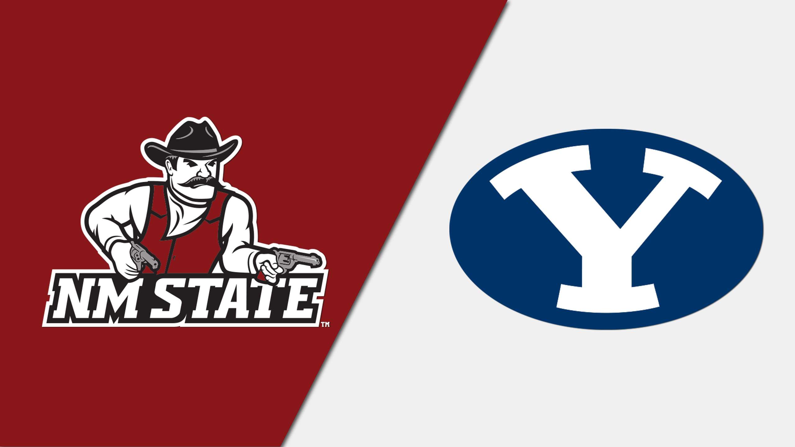 New Mexico State vs. BYU