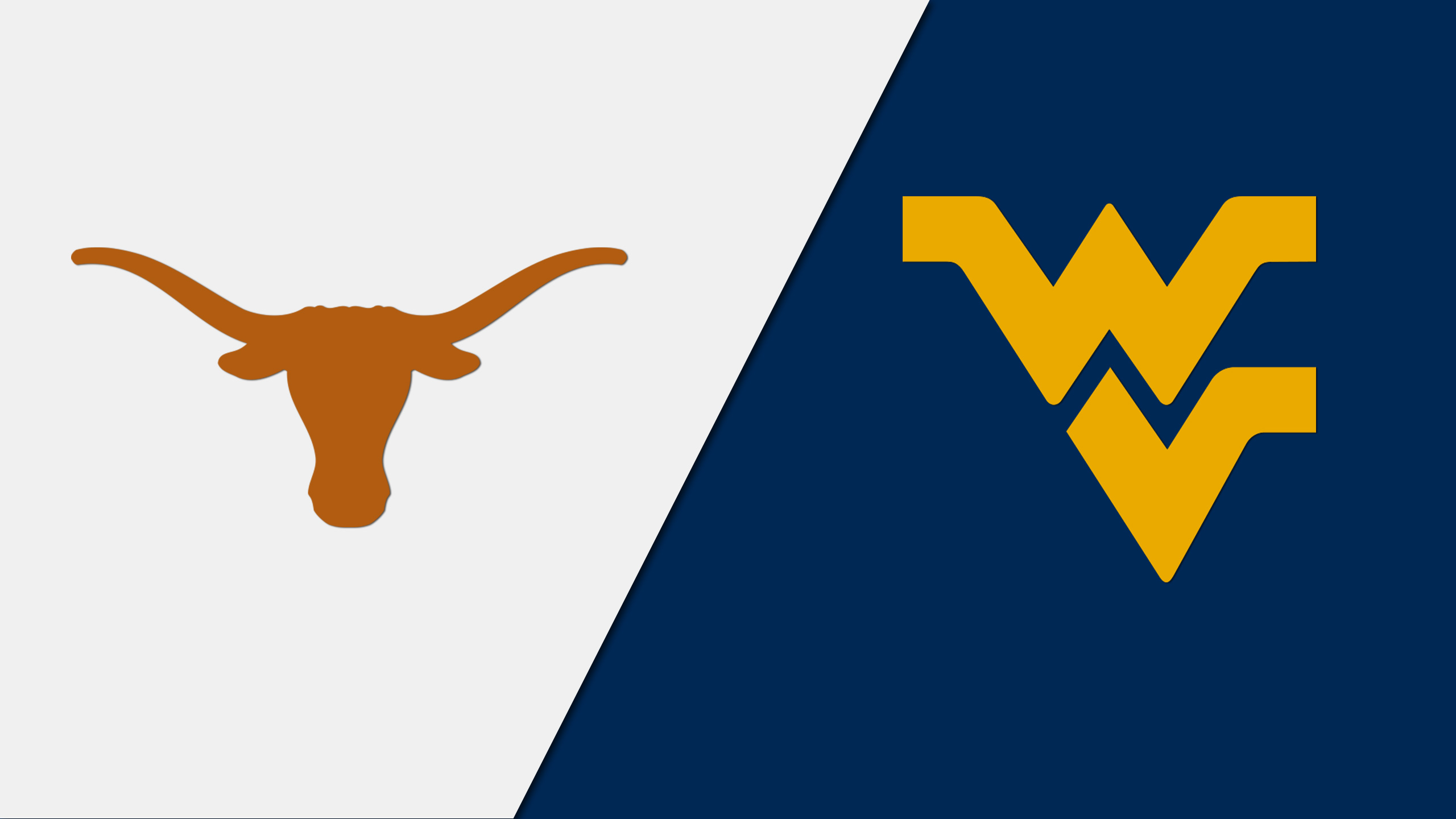 Texas vs. West Virginia (re-air)