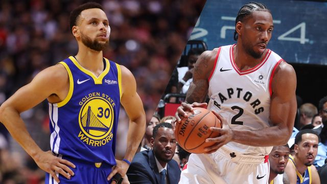 Golden State Warriors vs. Toronto Raptors (Finals, Game #2)
