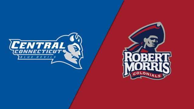Central Connecticut State vs. Robert Morris (Semifinal) (W Volleyball)