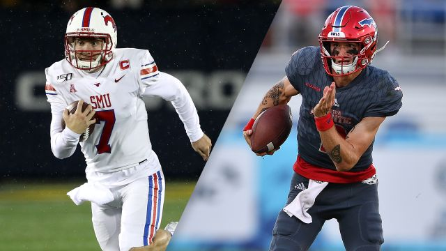 Cheribundi Boca Raton Bowl: SMU vs. Florida Atlantic