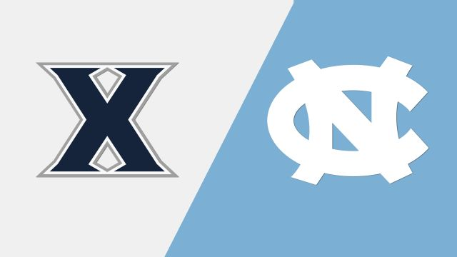 Xavier vs. North Carolina (Baseball)