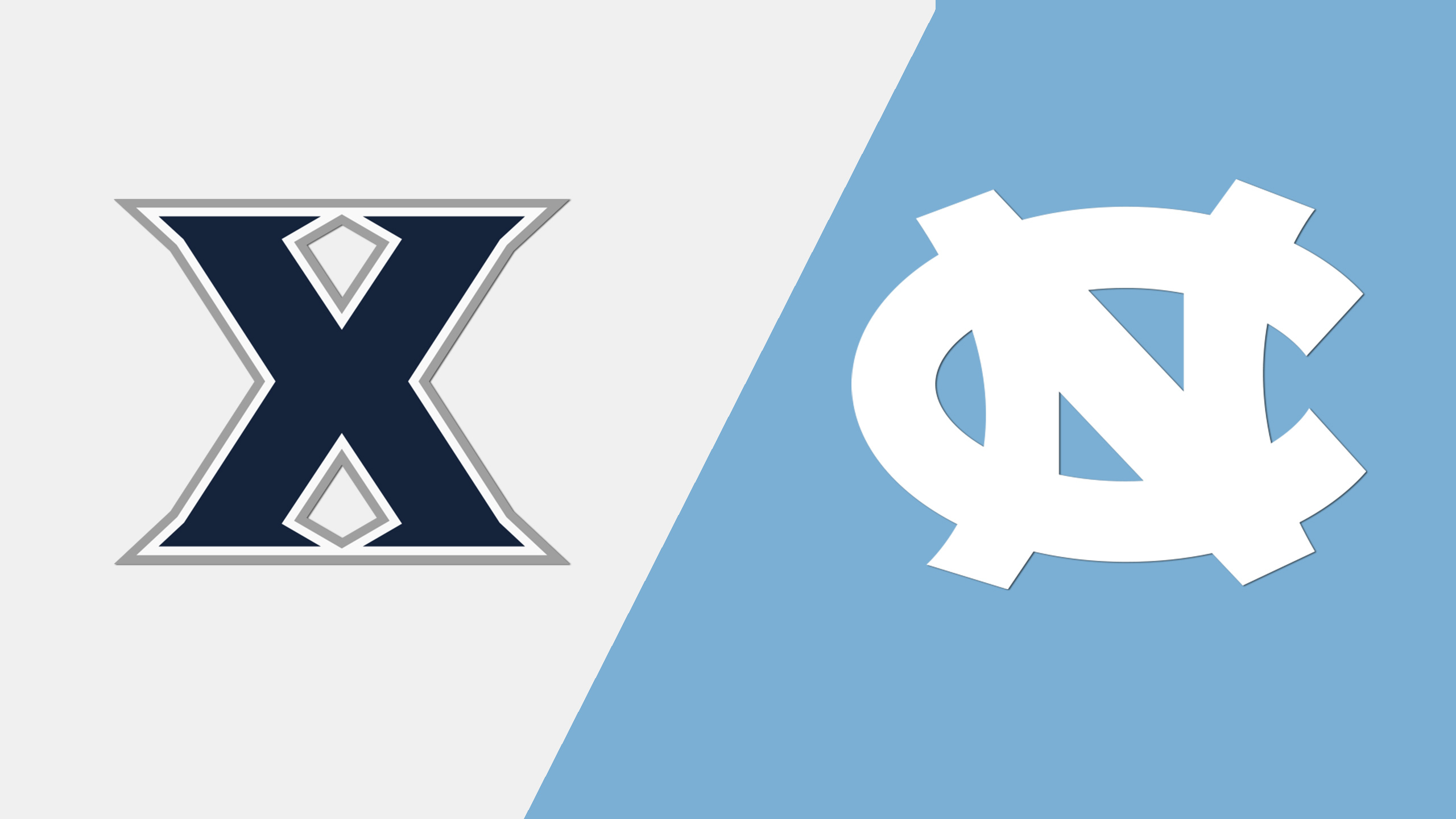 Xavier vs. North Carolina (Baseball)