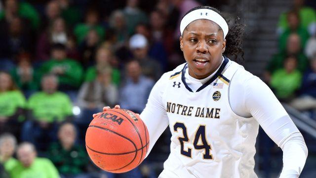 Duke vs. #5 Notre Dame (W Basketball)