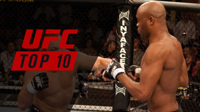 UFC Top 10: Monumental Moments